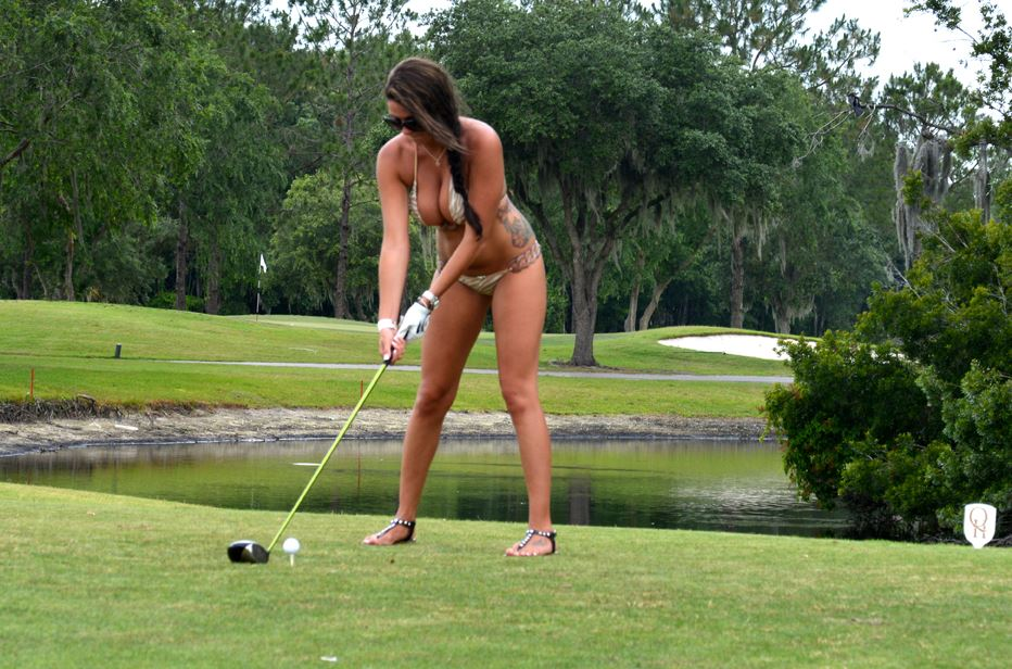 1st Annual Scores Tampa Charity Golf Tournament and Pool Party