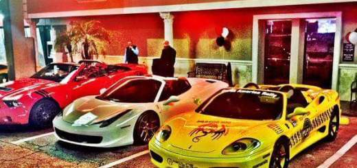 Exotics with Exotics at Scores Tampa