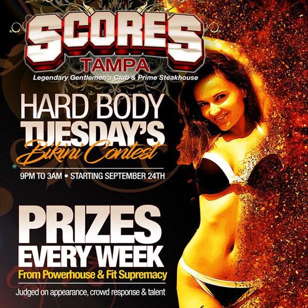 Hard Body Tuesdays